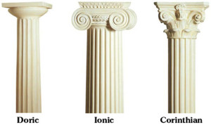 3rd Grade Greek Architecture  Lessons  Tes Teach