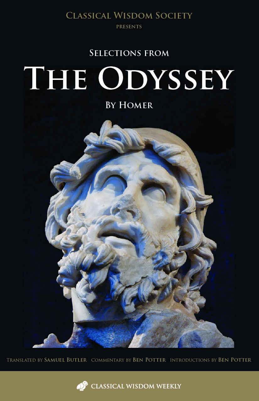 an analysis of odysseus struggles his way back home in the odyssey by homer Odysseus, hero of homer's ''the odyssey'' must make it past  odysseus, as he tries to make his way home after fighting for ten  who is nausicaa in the odyssey.